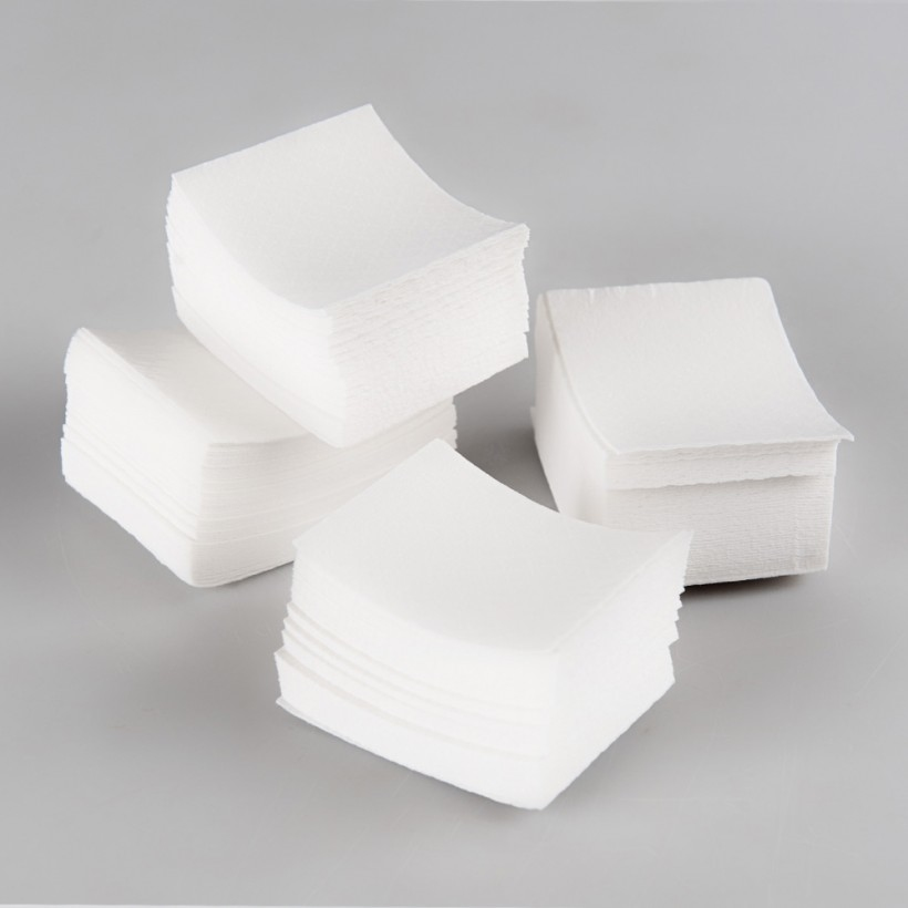 Nail wipes rond