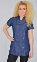 Tuniek Esmee Denim Indigo